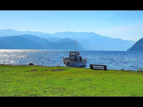 Загадочное #Телецкое озеро.Часть 1.#Яйлю-одно из лучших мест на Алтае.