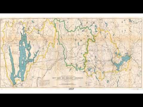 Quabbin Reservoir Historic Photograph Collection Digital Access Project