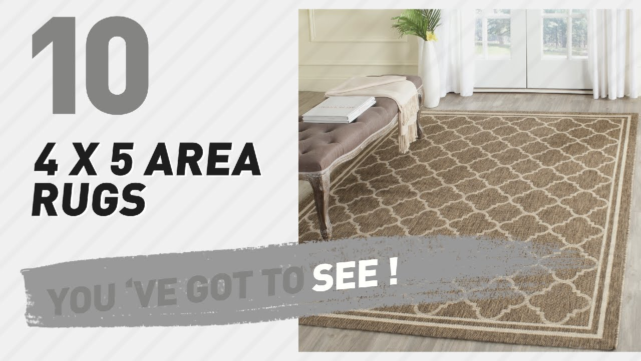 4 X 5 Area Rugs New Popular 2027 Youtube