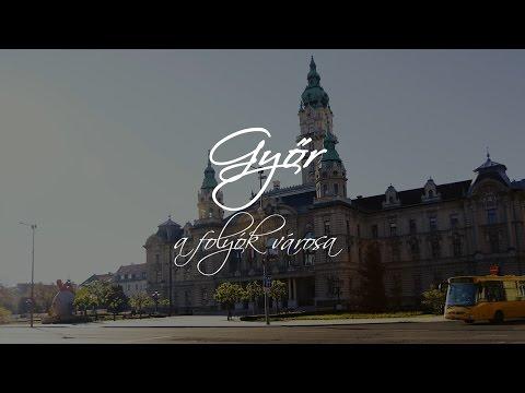 Győr, a folyók városa || 2017