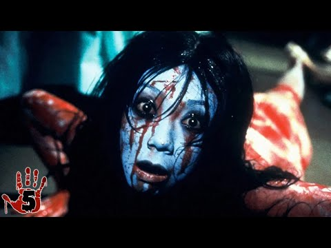 Top 5 Scary Japanese Horror Movies From The 2010's - Part 2