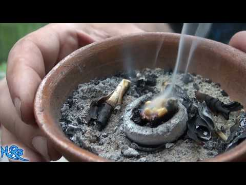 ⟹ Frankincense | Aromatherapy | Burning olibanum in the greenhouse