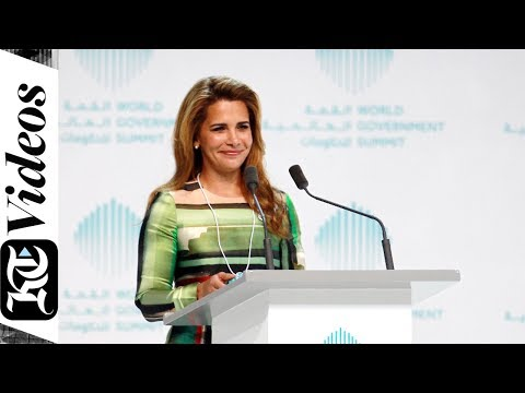 WGS Dubai 2018 | HRH Princess Haya Bint Al Hussein