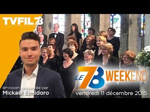 Le 7/8 weekend – Emission du vendredi 11 décembre 2015