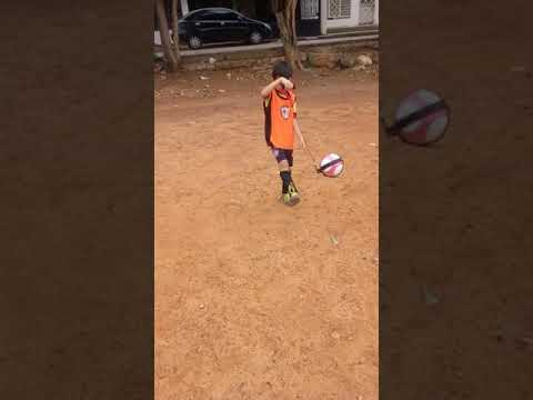 Entrenamiento control ball