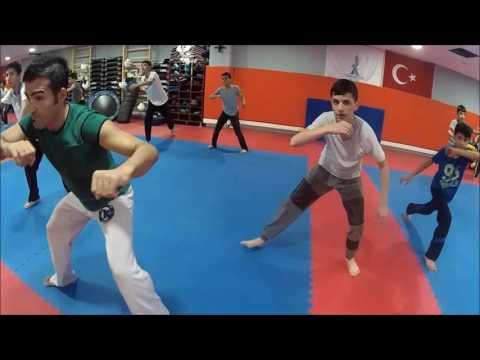Capoeira - Sancaktepe dersleri