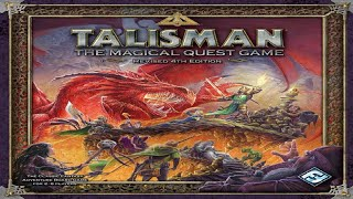 FatNasty Unboxing: Talisman w/ all expansions
