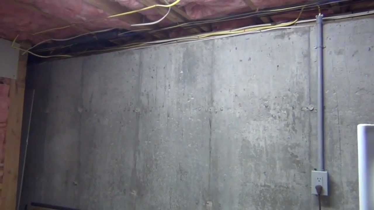 electrical circuit installation youtube rh youtube com Wiring a Basement Room Wiring a Basement Room