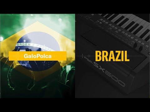 PSR-SX600, World Contents (Brazil) Overview