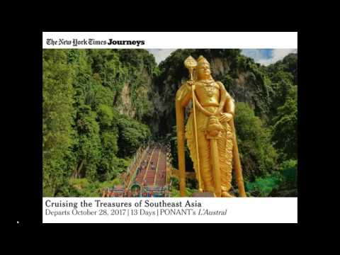 Cruising the Treasures of Southeast Asia