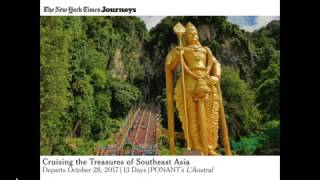 Cruising the Treasures of Southeast Asia thumbnail