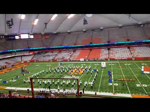 2017 NYS Field Band Championship Show: Cicero-North Syracuse