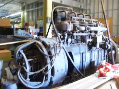 ANTIQUE GENERATOR