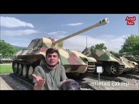 Müxalifətçinin cibindən tank çıxardılar - SON DƏQİQƏ