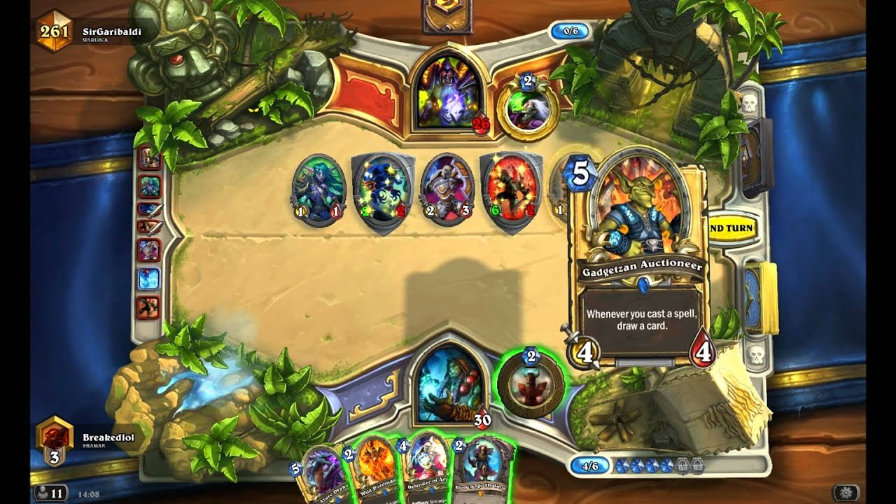 how to change hero portaint in hearthstone