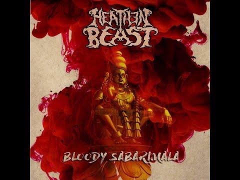Heathen Beast - Bloody Sabarimala [NEW SINGLE 2018] #IndianMetal