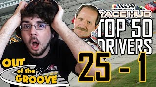 THIS HAS TO BE A JOKE - Reacting to Fox Sports' Top 50 Drivers (25-1)
