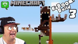 Minecraft Kaboom Build 3