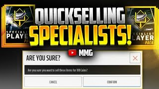 Specialist Packs ROULETTE! Madden Mobile Specialist Packs