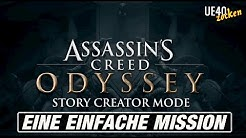 Assassin's Creed Odyssey - Story Creator Mode - Quest Editor [GER]