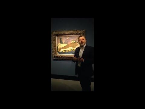 [Visite Live] Exposition « Gauguin l'alchimiste » au Grand Palais à Paris