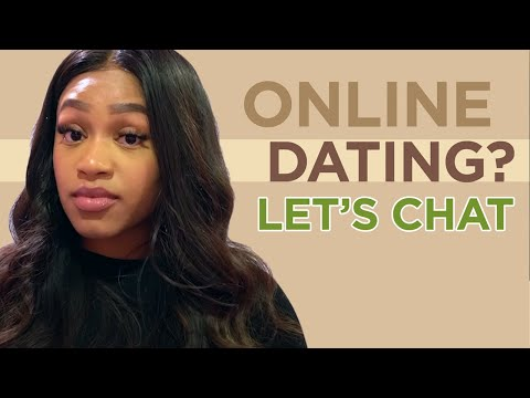 Online Dating : Tinder? Bumble? Lets Chat!!!!|AshaC