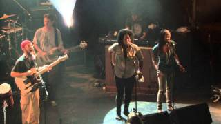 Fussing & Fighting - GROUNDATION live in Athens 2011-A tribute to Bob Marley