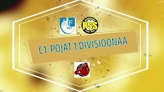 Maalikooste ÅIF/PSS C1-pojat - Happee (1. divisioonan runkosarjapeli 11.11.2018)