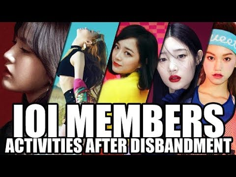 IOI Members' Activities After Disbandment