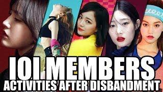 IOI Members' Activities After Disbandment