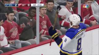 """""""NO GOALIE in a full game!"""" NHL 17 Challenge"""