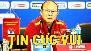 HLV Park Hang seo mang tin cực vui tới cho bóng đá Việt Nam - NHẬT BÁO 24H