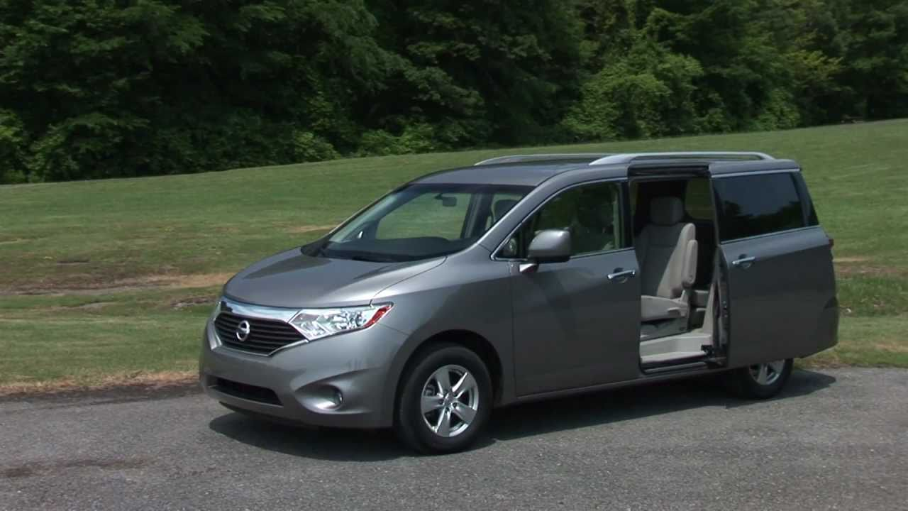 2011 nissan quest drive time review youtube 2011 nissan quest drive time review vanachro Gallery