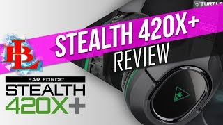 turtle beach stealth 420x review   gaming headset xbox one stealth 420x plus wireless 420x