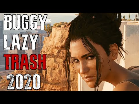 The WORST Games of 2020 | The Worst Year in Gaming History?