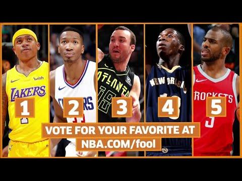 Shaqtin' A Fool: Featuring Leslie 'Who Yo Teammates Is' Jones | Inside the NBA | NBA on TNT