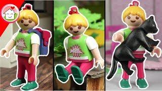 Playmobil Film deutsch - Ein Tag mit Lena - Geschichte für Kinder von Familie Hauser