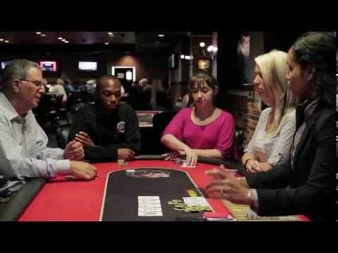 How to Play Your First Hand of Texas Hold'em Limit Video by Mardi Gras Casino
