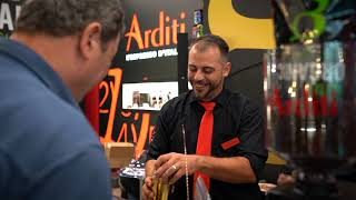 Golden Brasil coffee host 2019