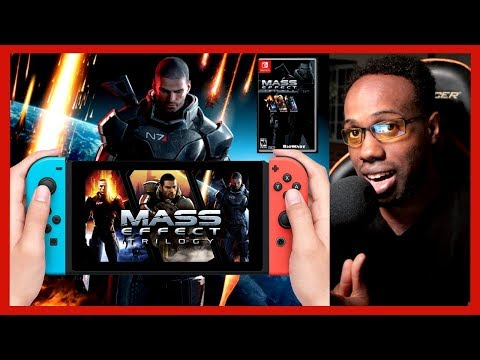 MASS EFFECT TRILOGY CONFIRMED FOR SWITCH ?