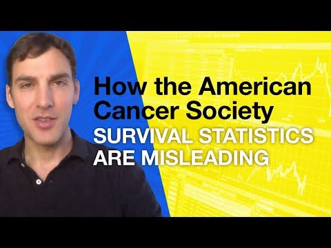 American Cancer Society Facts   Misleading Cancer Survival Statistics