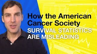 How the American Cancer Society spins survival data