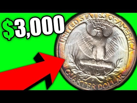 THESE MISTAKES ON QUARTERS IS WHAT YOU SHOULD LOOK FOR!!