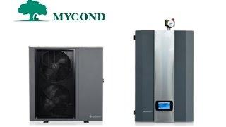Тепловой насос MyCond ARCTIC. Обзор