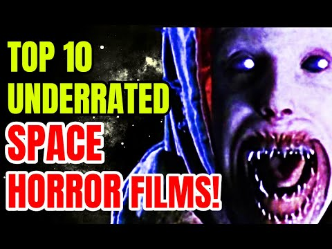 10 Underrated Space Horror Movies That Are Too Good!
