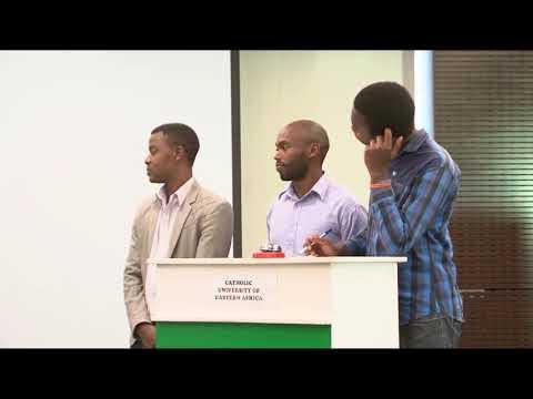 UQC Semi finals - Africa Nazarene Vs CUEA - Round 1 & 2