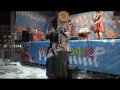 У Житомирі на майдані Корольова провели майстер - клас ...