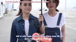 [Vietsub] Twins - Phỏng vấn khi chụp ảnh cho Fire Bible 2015