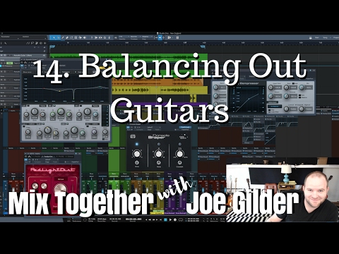 Balancing Out Guitars | Mix Together [14]