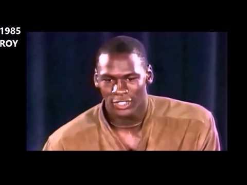 Michael Jordan (Age 21-27): Before The Rings (1984-1990)